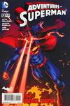 Cover for Adventures of Superman (DC, 2013 series) #12