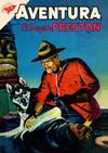 Cover for Aventura (Editorial Novaro, 1954 series) #142