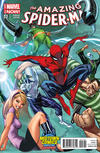 Cover Thumbnail for The Amazing Spider-Man (2014 series) #1.1 [J. Scott Campbell Midtown Comics Variant]