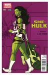 Cover Thumbnail for She-Hulk (2014 series) #3 [Variant Edition - Kris Anka Cover]