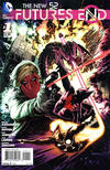 Cover for The New 52: Futures End (DC, 2014 series) #1