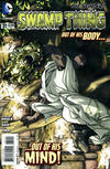 Cover for Swamp Thing (DC, 2011 series) #31