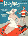 Cover for For Laughing Out Loud (Dell, 1956 series) #12