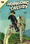Cover for Hopalong Cassidy (Editorial Novaro, 1952 series) #191