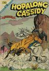 Cover for Hopalong Cassidy (Editorial Novaro, 1952 series) #162
