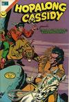 Cover for Hopalong Cassidy (Editorial Novaro, 1952 series) #215