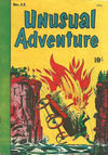 Cover for Unusual Adventures (Bell Features, 1949 series) #52