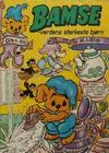 Cover for Bamse (Illustrerte Klassikere / Williams Forlag, 1973 series) #4/1976