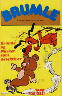 Cover Thumbnail for Brumle (Semic, 1977 series) #10/1977