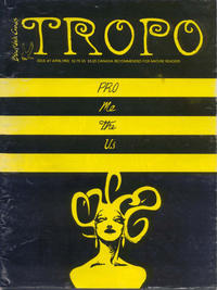 Cover Thumbnail for Tropo (Blackbird Comics, 1990 series) #7