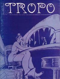 Cover Thumbnail for Tropo (Blackbird Comics, 1990 series) #6