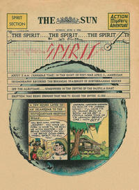 Cover Thumbnail for The Spirit (Register and Tribune Syndicate, 1940 series) #6/2/1946