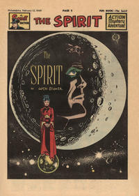 Cover Thumbnail for The Spirit (Register and Tribune Syndicate, 1940 series) #2/13/1949