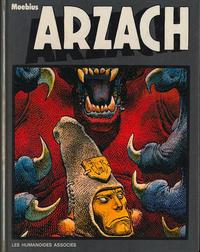 Cover Thumbnail for Arzach (Les Humanoïdes Associés, 1976 series)