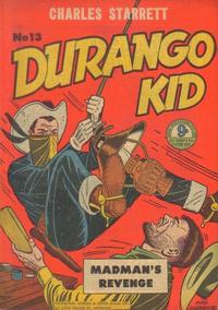 Cover Thumbnail for The Durango Kid (Atlas, 1950 ? series) #13