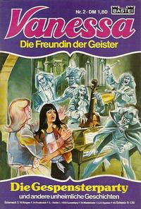 Cover Thumbnail for Vanessa (Bastei Verlag, 1982 series) #2