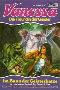Cover Thumbnail for Vanessa (Bastei Verlag, 1982 series) #5
