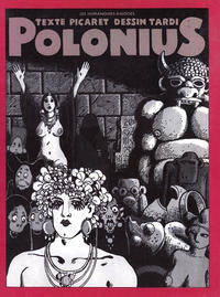 Cover Thumbnail for Polonius (Les Humanoïdes Associés, 1977 series)
