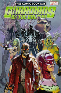 Cover Thumbnail for Free Comic Book Day 2014 (Guardians of the Galaxy) (Marvel, 2014 series) #1