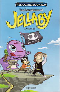 Cover Thumbnail for The Adventures of Jellaby [Free Comic Book Day] (Capstone Publishers, 2014 series)