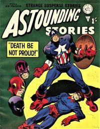 Cover Thumbnail for Astounding Stories (Alan Class, 1966 series) #63