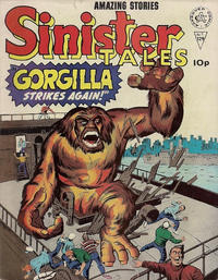 Cover Thumbnail for Sinister Tales (Alan Class, 1964 series) #129