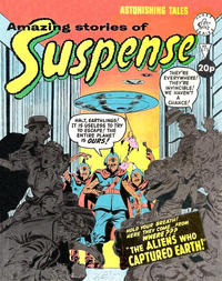 Cover Thumbnail for Amazing Stories of Suspense (Alan Class, 1963 series) #175