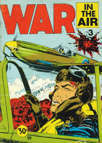 Cover Thumbnail for War in the Air (Yaffa / Page, 1973 ? series) #3