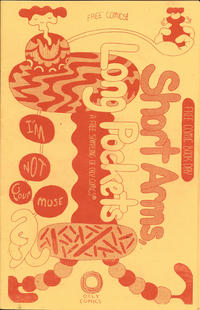 Cover Thumbnail for Short Arms, Long Pockets An Oily Comics Sampler Made for Free Comic Book Day 2014 (Oily Comics, 2014 series) #[nn]
