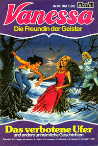 Cover Thumbnail for Vanessa (Bastei Verlag, 1982 series) #19