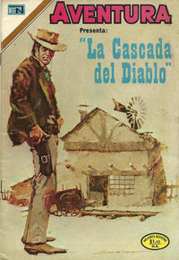 Cover Thumbnail for Aventura (Editorial Novaro, 1954 series) #820