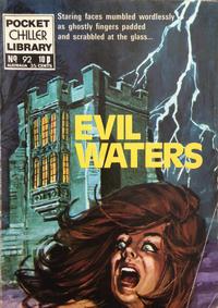 Cover Thumbnail for Pocket Chiller Library (Thorpe & Porter, 1971 series) #92