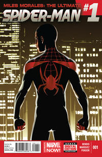 Cover Thumbnail for Miles Morales: Ultimate Spider-Man (Marvel, 2014 series) #1