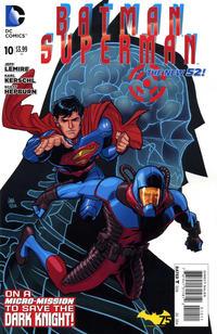 Cover Thumbnail for Batman / Superman (DC, 2013 series) #10
