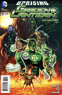 Cover Thumbnail for Green Lantern (DC, 2011 series) #31