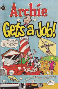 Cover Thumbnail for Archie Gets a Job (Fleming H. Revell Company, 1977 series)  [No Price Version]