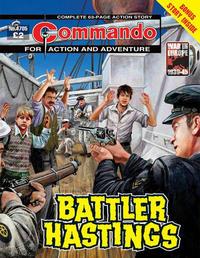 Cover Thumbnail for Commando (D.C. Thomson, 1961 series) #4705