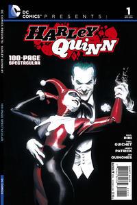 Cover Thumbnail for DC Comics Presents: Harley Quinn (DC, 2014 series) #1