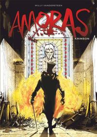 Cover Thumbnail for Amoras (Standaard Uitgeverij, 2013 series) #3 - Krimson