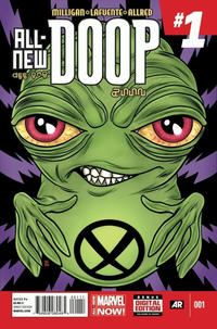 Cover Thumbnail for All-New Doop (Marvel, 2014 series) #1