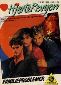 Cover Thumbnail for Hjerterevyen (Serieforlaget / Se-Bladene / Stabenfeldt, 1960 series) #43/1988