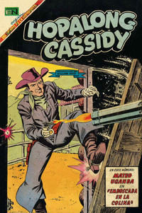 Cover Thumbnail for Hopalong Cassidy (Editorial Novaro, 1952 series) #170
