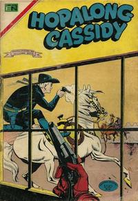 Cover Thumbnail for Hopalong Cassidy (Editorial Novaro, 1952 series) #180