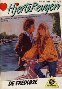Cover Thumbnail for Hjerterevyen (Serieforlaget / Se-Bladene / Stabenfeldt, 1960 series) #39/1988