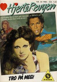 Cover Thumbnail for Hjerterevyen (Serieforlaget / Se-Bladene / Stabenfeldt, 1960 series) #38/1988