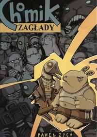 Cover Thumbnail for Kotlet i Zombi: Chomik Zagłady (Taurus Media, 2006 series)