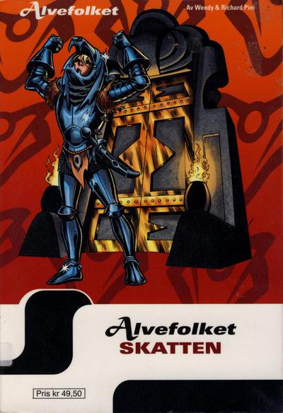 Cover for Alvefolket (Hjemmet / Egmont, 2005 series) #14
