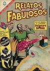 Cover for Relatos Fabulosos (Editorial Novaro, 1959 series) #87