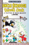 """Cover Thumbnail for Walt Disney Uncle Scrooge and Donald Duck: """"A Matter of Some Gravity"""" (Free Comic Book Day 2014) (2014 series)  [Horizontal Cover]"""