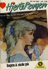 Cover for Hjerterevyen (Serieforlaget / Se-Bladene / Stabenfeldt, 1960 series) #30/1988